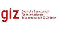 Logo of the Deutsche Gesellschaft für Internationale Zusammenarbeit (GIZ) GmbH